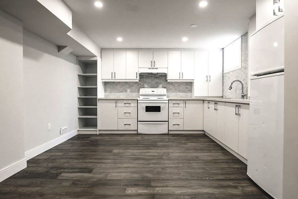 Basement finishing Mississauga